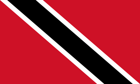Flag of Trinidad and Tobago for Timezone